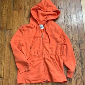 J crew French Terry Hoodie